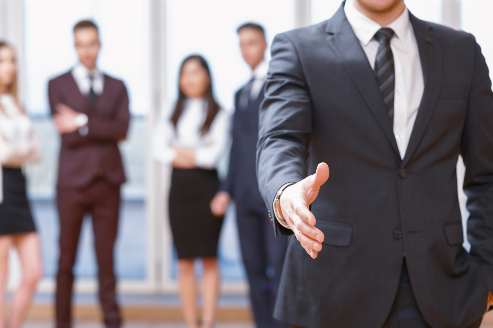 Executive-recruiting